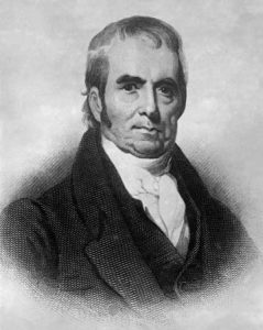 Chief Justice John Marshall