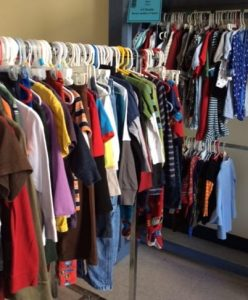 The Clothing Closet