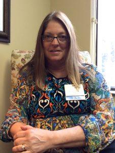 Joyce Eisele, Out Patient Service Coordinator