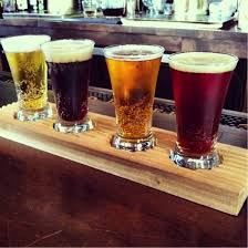 Taste a flight a beer at The Springs during our Appy Hour