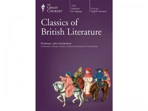 Classics of British Literature with Professor John Sutherland