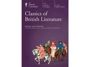 Classics of British Literature with Professor John Sutherland