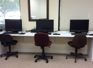 The Computer Committee's on campus classroom