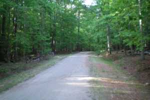 Umstead State Park Greenway Trail