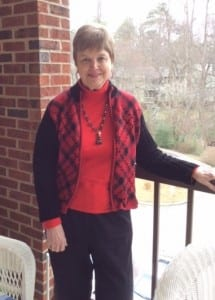 Peg Bedini, 2017 Residents Association President