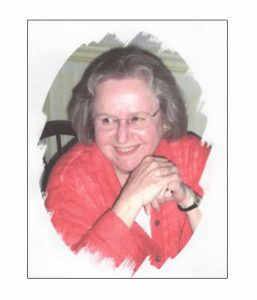 Kay Bullock, 2015 & 2016 Springmoor Residents Association President