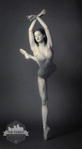 Carolina Ballet's McKenzie Van Oss