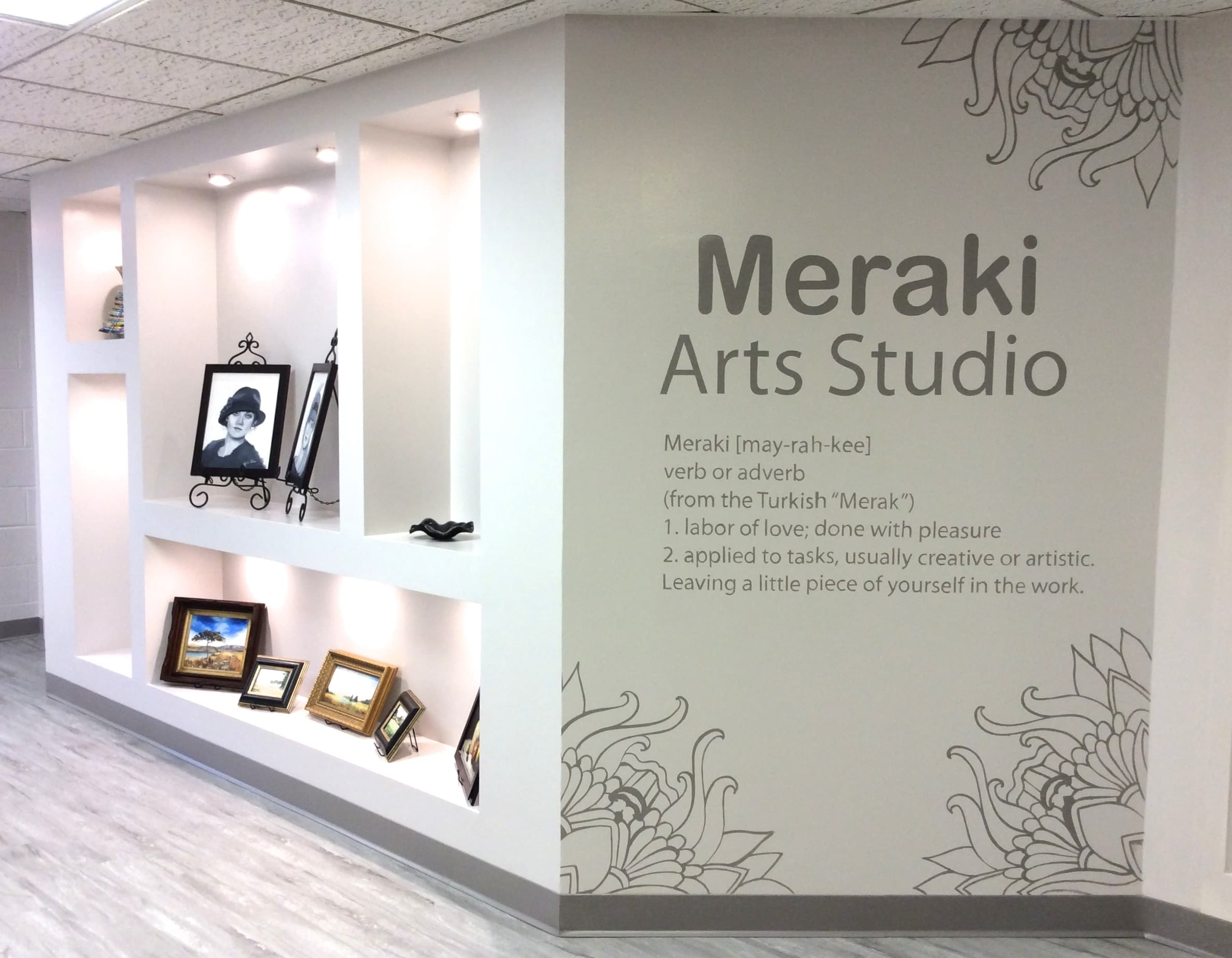 Our new Meraki Studio