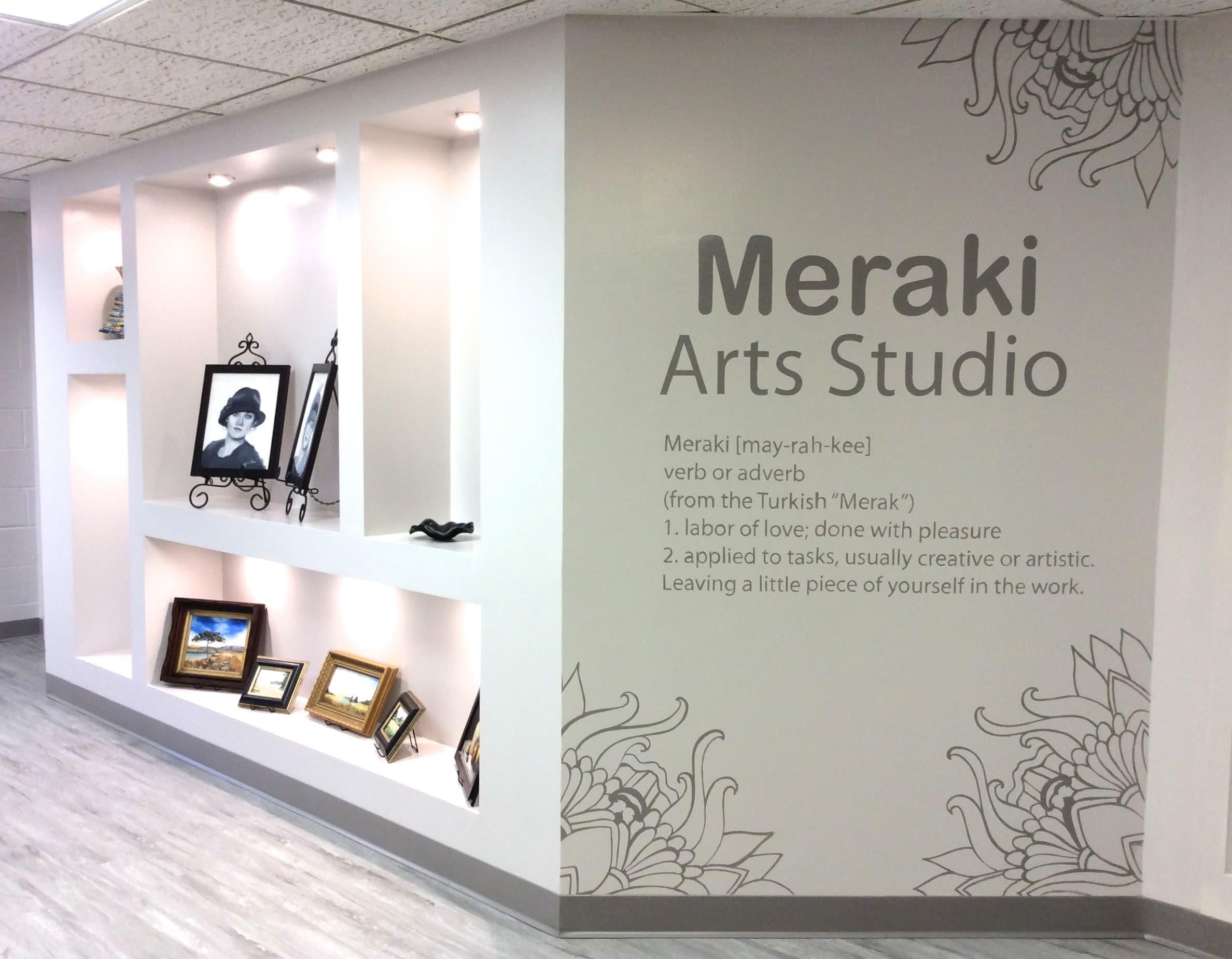 Our new Meraki Studio