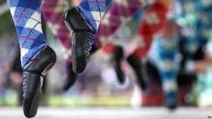 The Scottish Country Dance ghillies