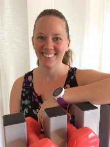 Kari Richie, Springmoor Wellness Center Director