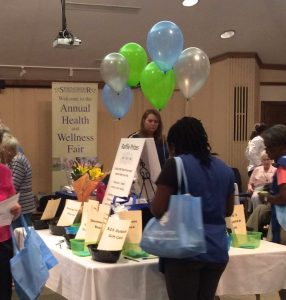 Springmoor Annual Health Fair