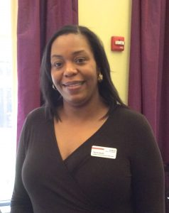 Terra Hunt, Springmoor Dining Room Manager