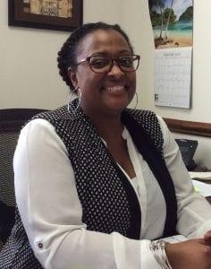 Dee Redmond, Springmoor Accountant