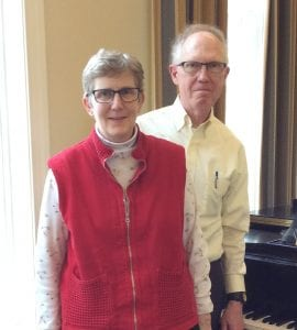 Ellen and Michael Rogers will soon be residents at Springmoor
