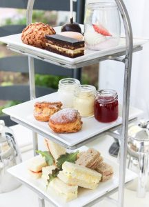 Afternoon Tea at Fearrington