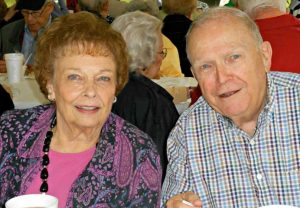 Barbara and Fred McGehee moved to Springmoor in 2014