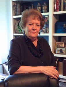 Margaret Burch moved to Springmoor in 2016
