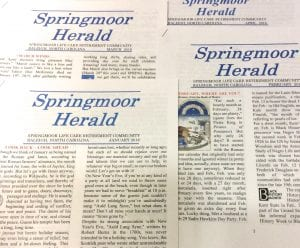 2016 editions of The Herald