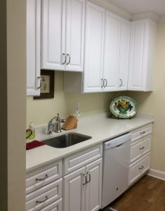 Kitchen traditions will continue in David and Pat's new address