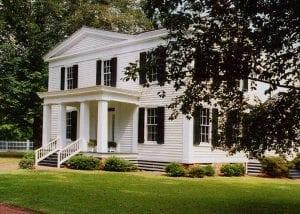 The Kenan family's Liberty Hall