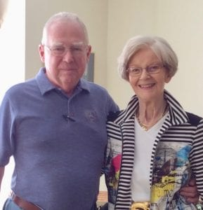 Pat and David Waters made their move easier by calling a senior move specialist