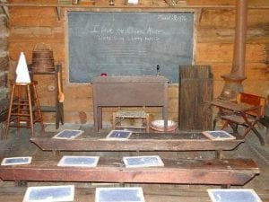 The Cowan Museum is home to a schoolhouse, blacksmith shop, smokehouse and so much more