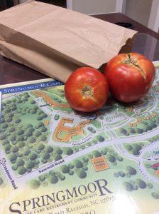 Thank you Springmoor Gardeners