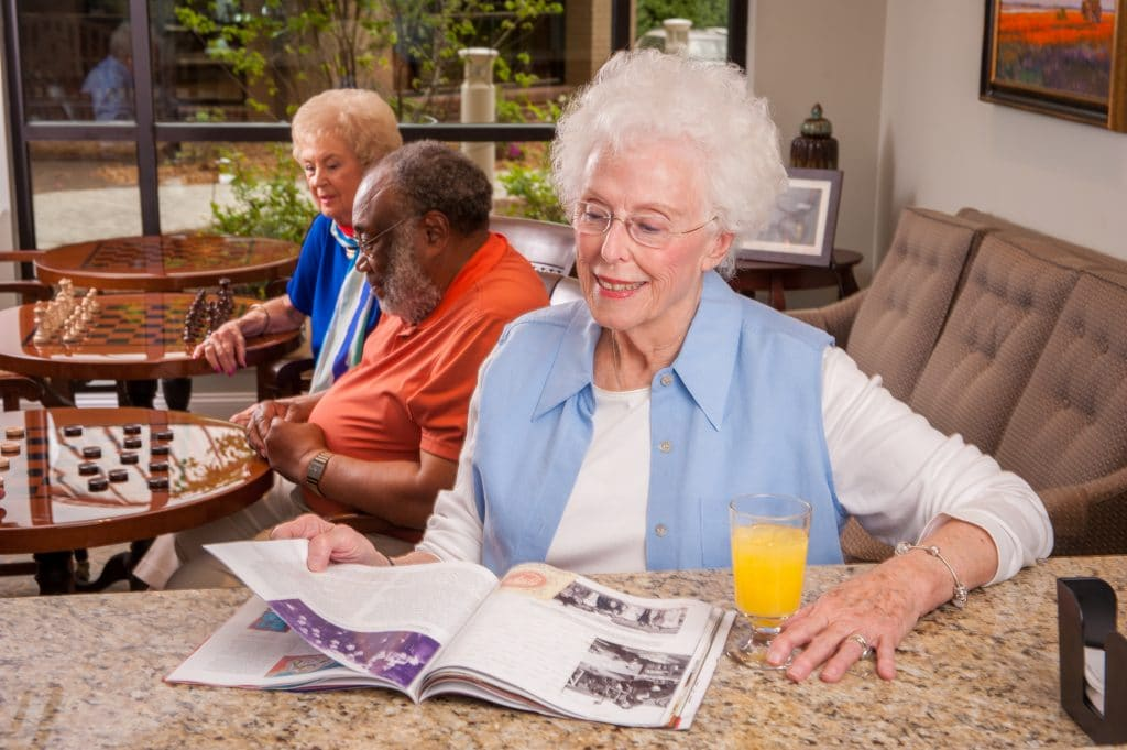 Life Care services at Springmoor provide unmatched peace of mind, and allow you to age gracefully in a wonderful setting.