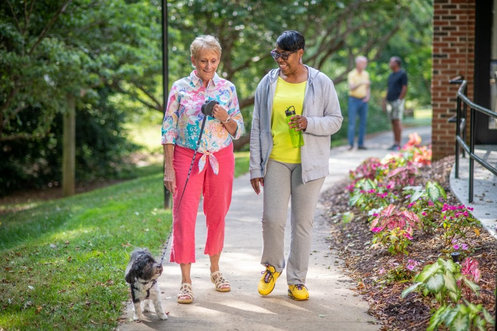 This guide will help you find ideal independent living in Raleigh, NC.