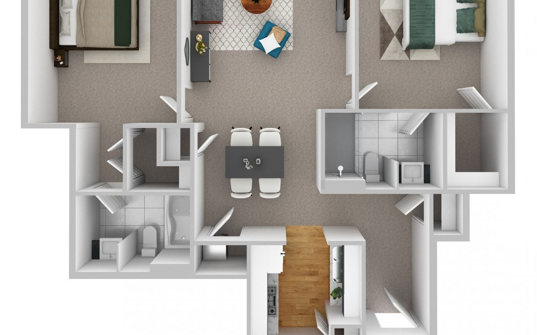 Choosing the Two-Bedroom Deluxe